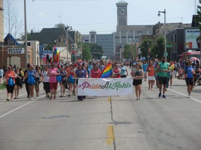 Photo Gallery: 2017 Milwaukee Pride Parade
