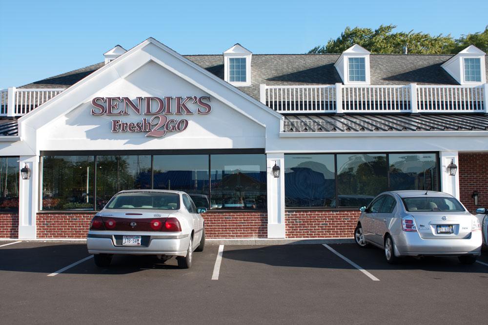 Sendik's Fresh2Go store in Bayside. Photo courtesy of Sendik's.