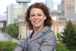 Rebecca Dallet. Photo courtesy of Dallet for Justice.