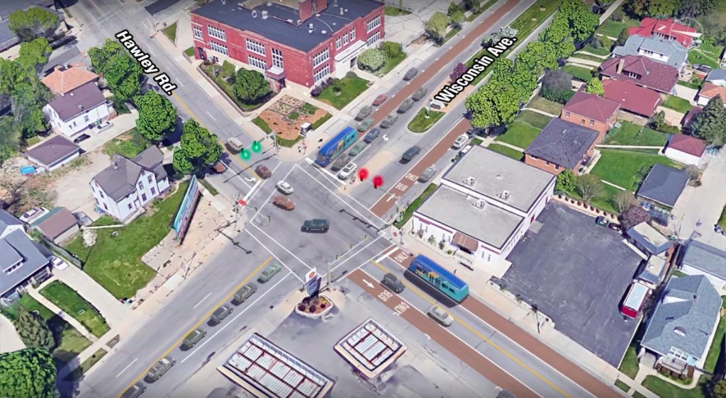 MCTS Submits Updated Application for Bus Rapid Transit Funding