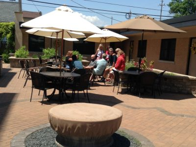 Dining: Sheridan's Is a Nice Place to Relax