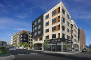 Milhaus is developing the apartment complex Vim and Vigor in Milwaukee.