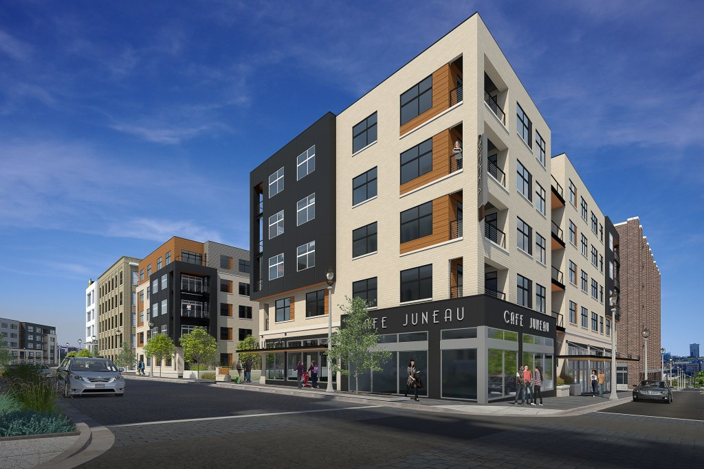 Milhaus breaks ground on 274-unit Vim and Vigor apartment community in downtown Milwaukee