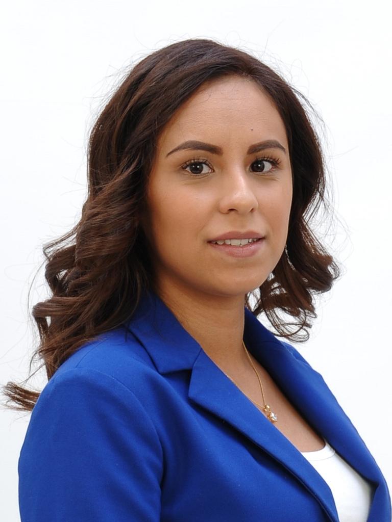 Jessica Sanchez. Photo courtesy of North Shore Bank.