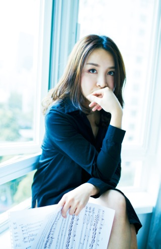 Jie Chen. Photo courtesy of PianoArts.