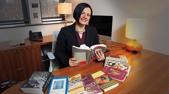 Leah Flack. Photo courtesy of Marquette University.