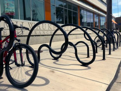 More Parking for Bikes