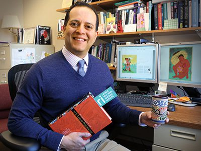 Marquette psychology associate professor receives Way Klingler Excellence in Diversity and Inclusion Award