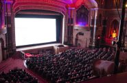 Oriental Theatre - Screen 1. Photo by Pamela Strohl courtesy of Milwaukee Film.