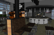 MOTOR Remodel rendering