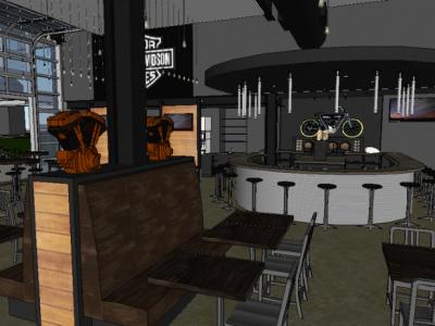 Pardon our Dust: MOTOR™ Kicks off Restaurant Renovations