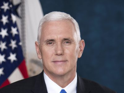 "Pence to Janesville ""The Choice is Clear"""