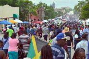 2017 Juneteenth Day celebration. Photo by Jack Fennimore.