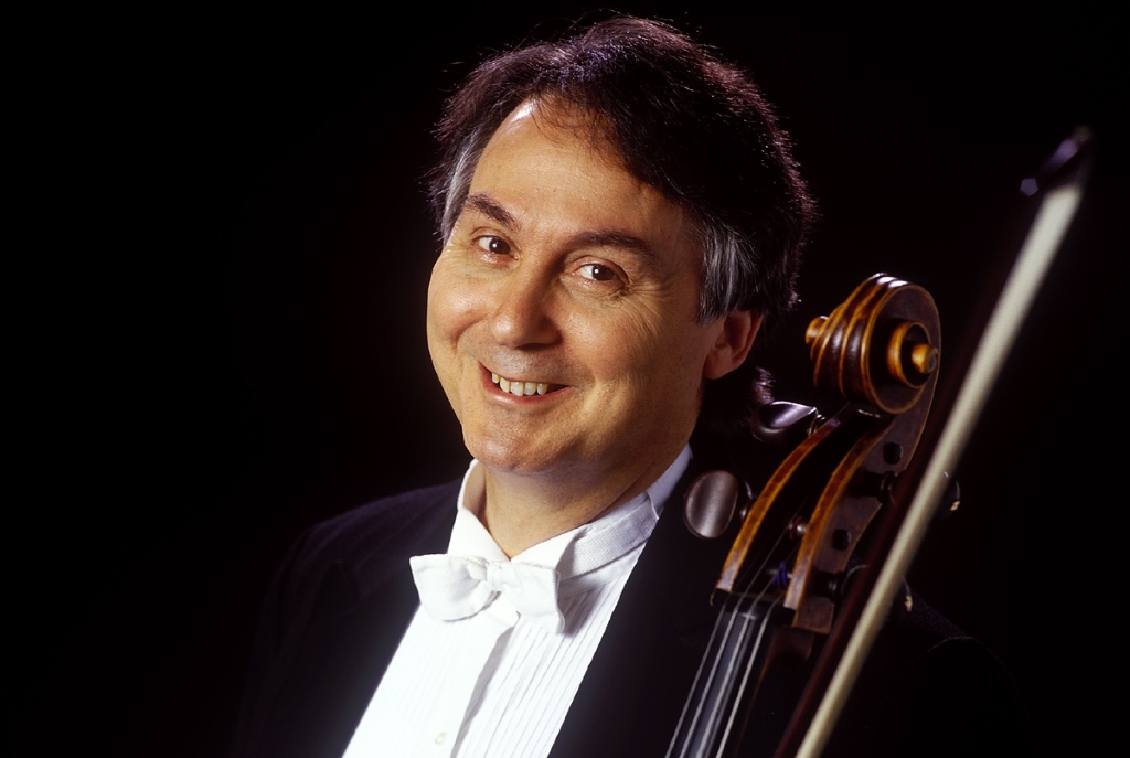 Ralph Kirshbaum. Photo by J. Henry Fair.