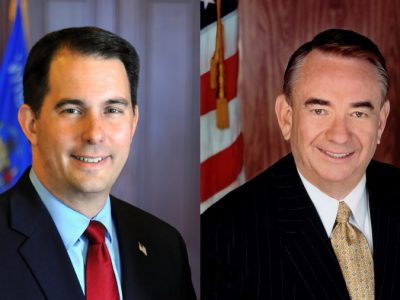 Governor Walker Highlights Unemployment, Welfare Reform
