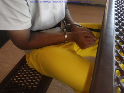 Court Watch: Pictures of Youths in Prison