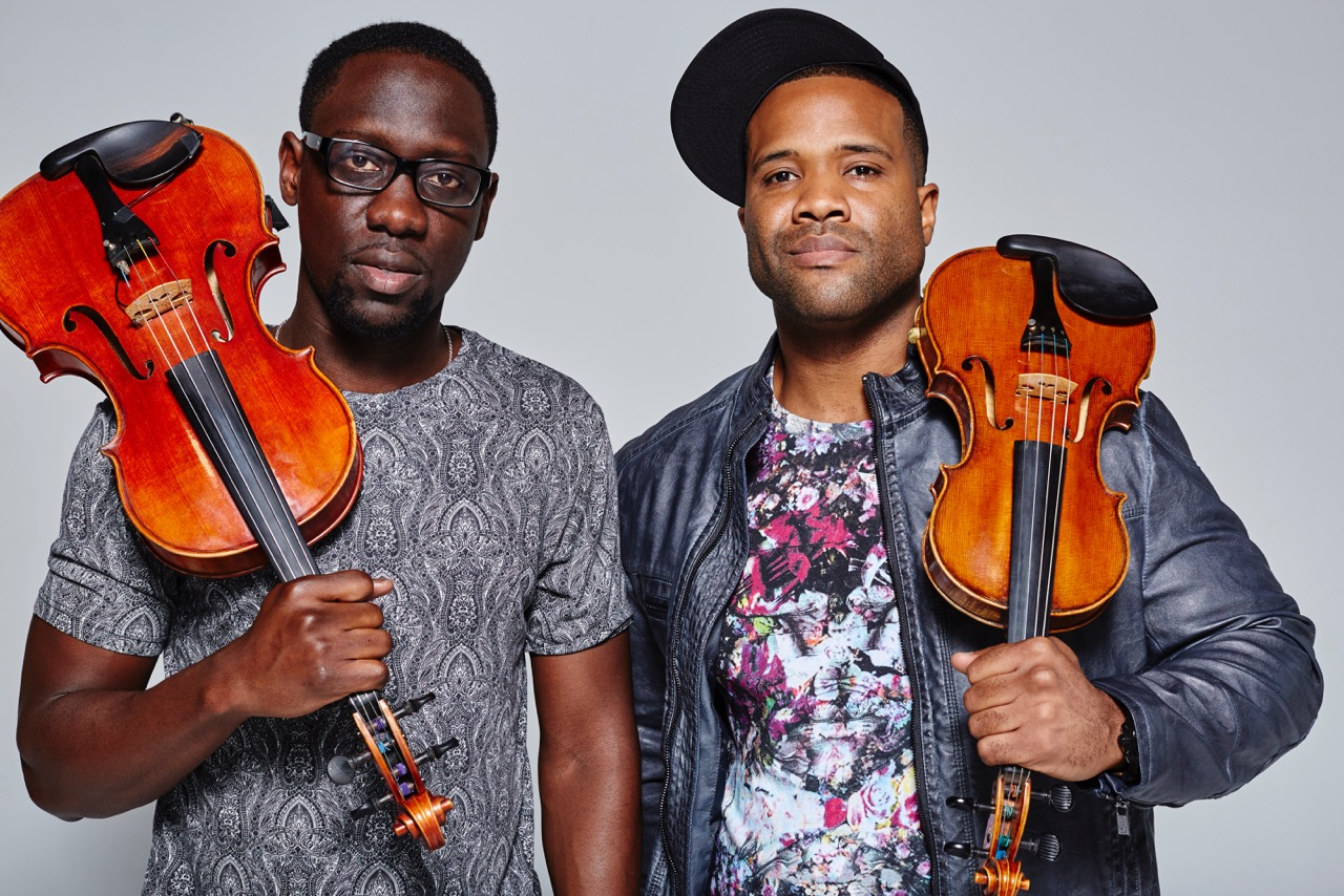 Black Violin Comes to the Marcus Center's Uihlein Hall on Saturday, October 28 at 7:30 pm