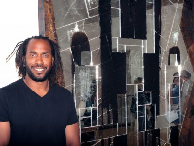 Art: The Singular Vision of Rashid Johnson