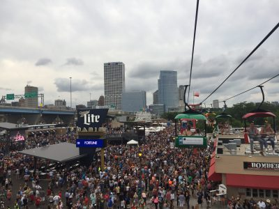 Summerfest Announces Headliners and Performance Dates for Miller Lite Oasis