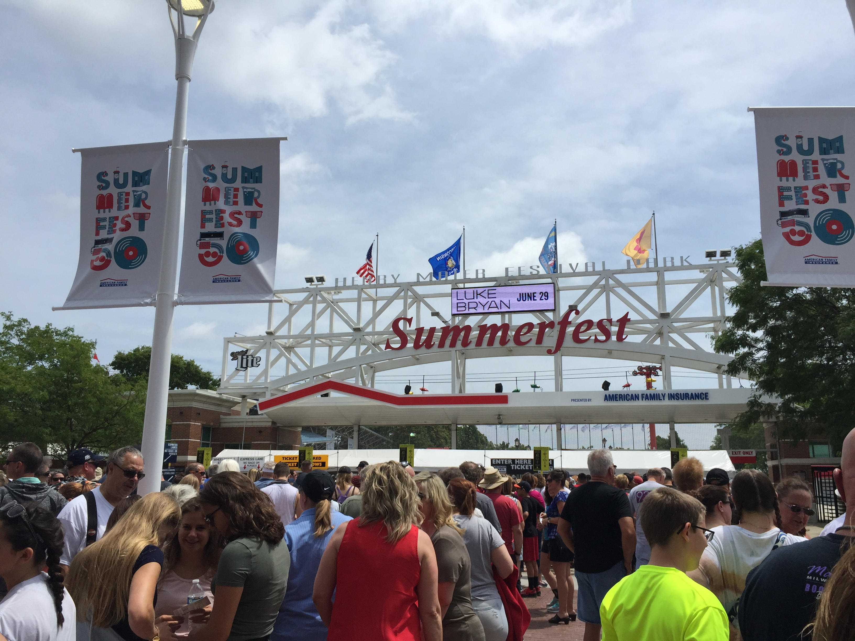 Eyes on Milwaukee: How To Spend All Day at Summerfest ...