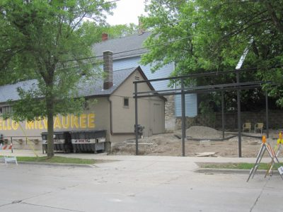 Plenty of Horne: Finks Tavern Adds Patio