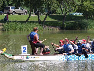 Dragon Boat Festival Returns to Veterans Park Aug. 12