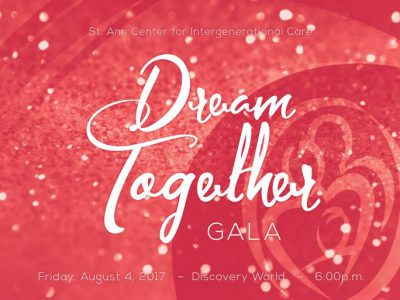 St. Ann Center Gala Celebrates Dreams Come True