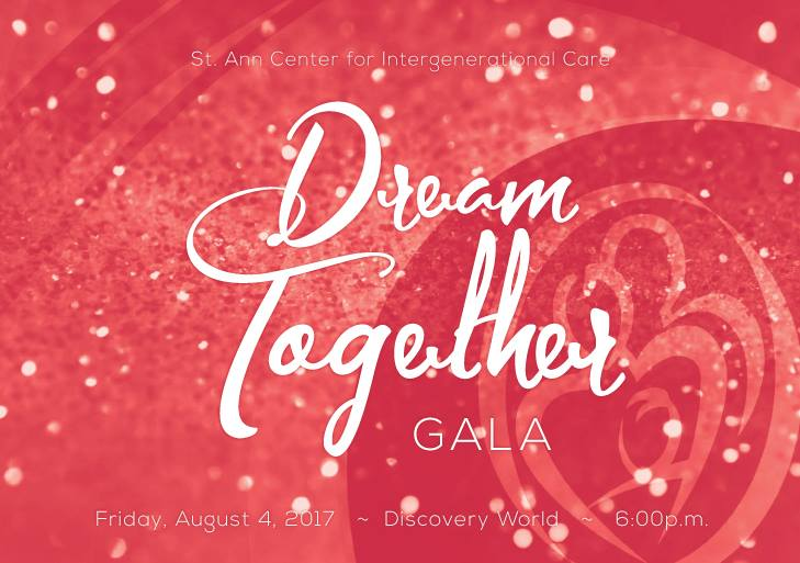 St. Ann Center's Gala Tomorrow at Discovery World Sets Ambitious Fundraising Goal