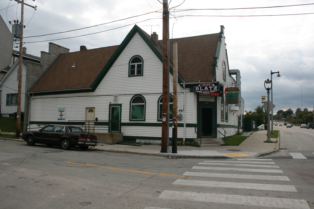 Judge's Irish Pub. Photo taken September 30th, 2008 by Jeramey Jannene.
