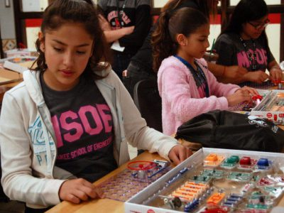 GE Program Exposes Girls to STEM Careers