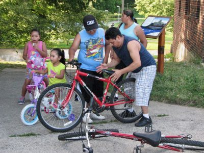 Activists Push for More Biking Trails