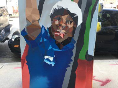 Photo Gallery: 10 Wisconsin Avenue Mini-Murals