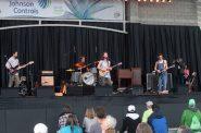 Denim Matriarch at the Johnson Controls World Stage, Summerfest. Photo by Erol Reyal©