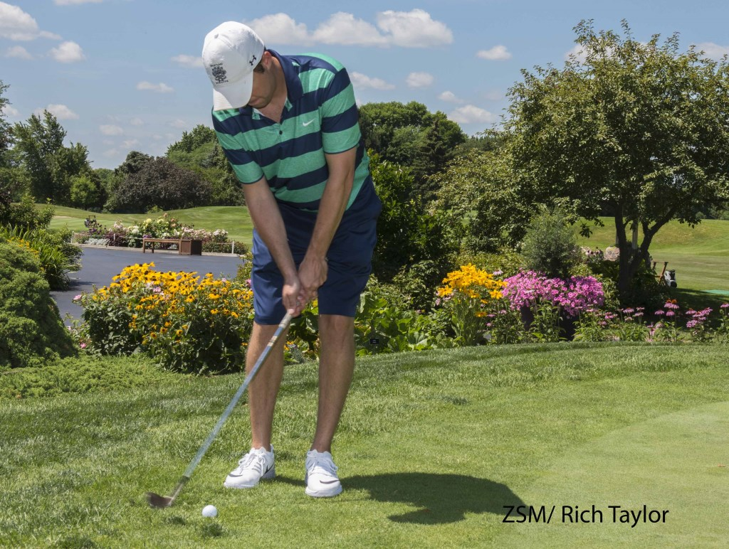Birdies & Eagles Golf Tournament. Photo by Rich Taylor courtesy of the Zoological Society of Milwaukee.