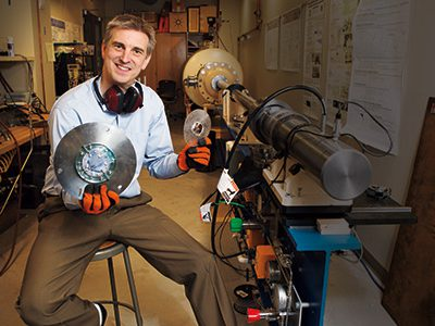 Marquette mechanical engineering professor honored for research excellence