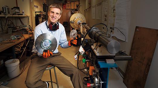 John Borg. Photo courtesy of Marquette University.