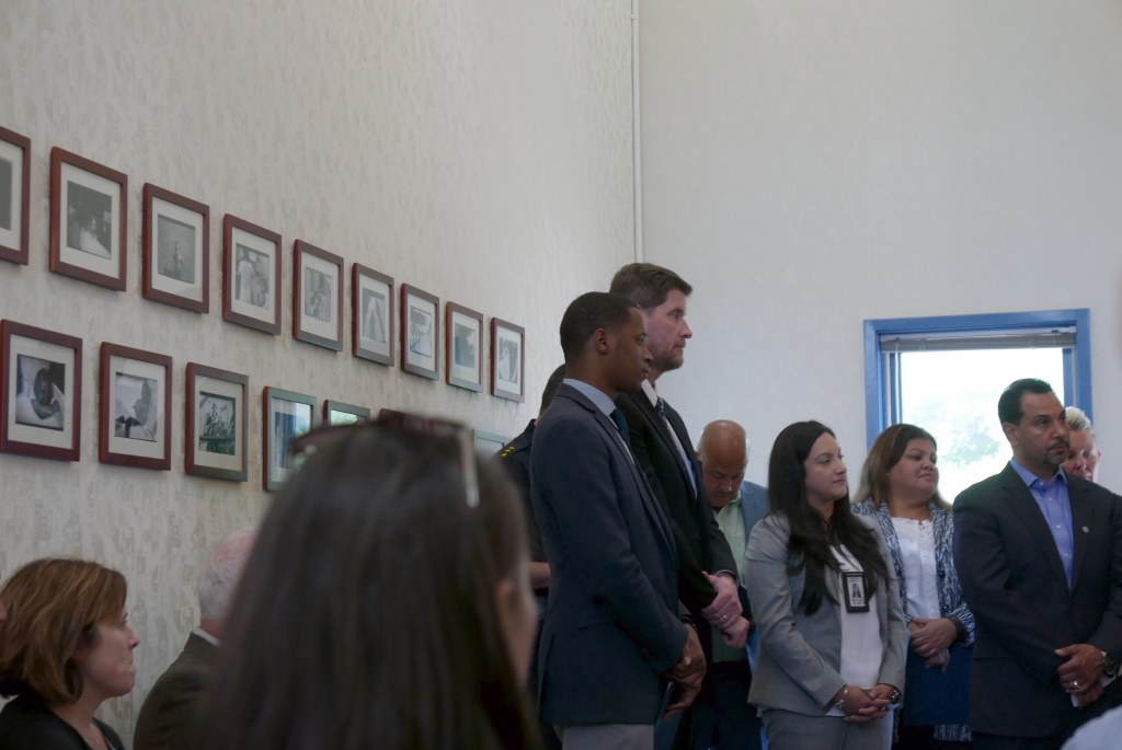 """The women who were engaged in prostitution were not as often doing so by engaging in a choice of free will,"" stated District Attorney John Chisholm. Photo by Graham Kilmer."