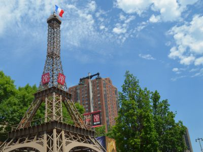 Photo Gallery: ​Bastille Days Kisses French Culture
