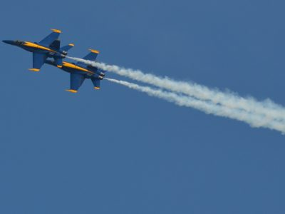 Photo Gallery: Return of the Blue Angels