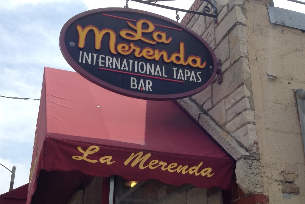 La Merenda. Photo by Cari Taylor-Carlson.