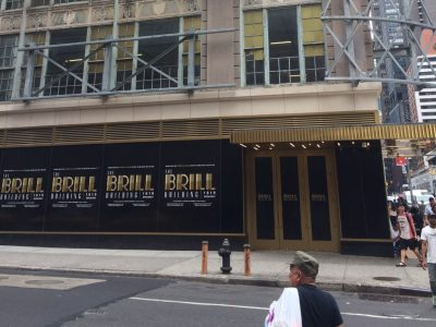 Sieger on Songs: Legacy of the Brill Building