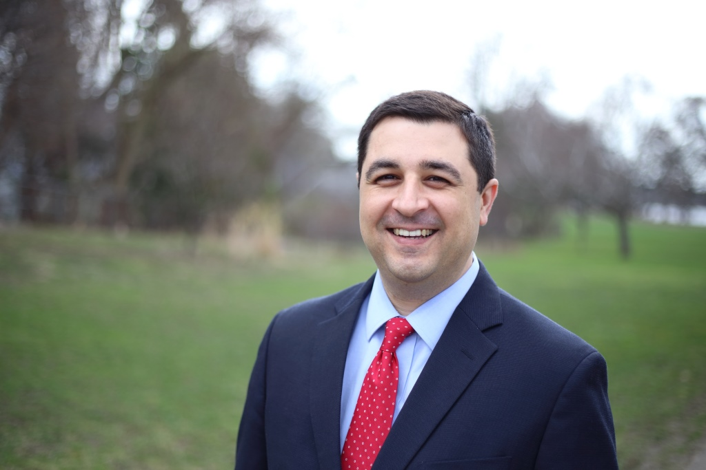 Josh Kaul. Photo courtesy of Kaul for Attorney General.