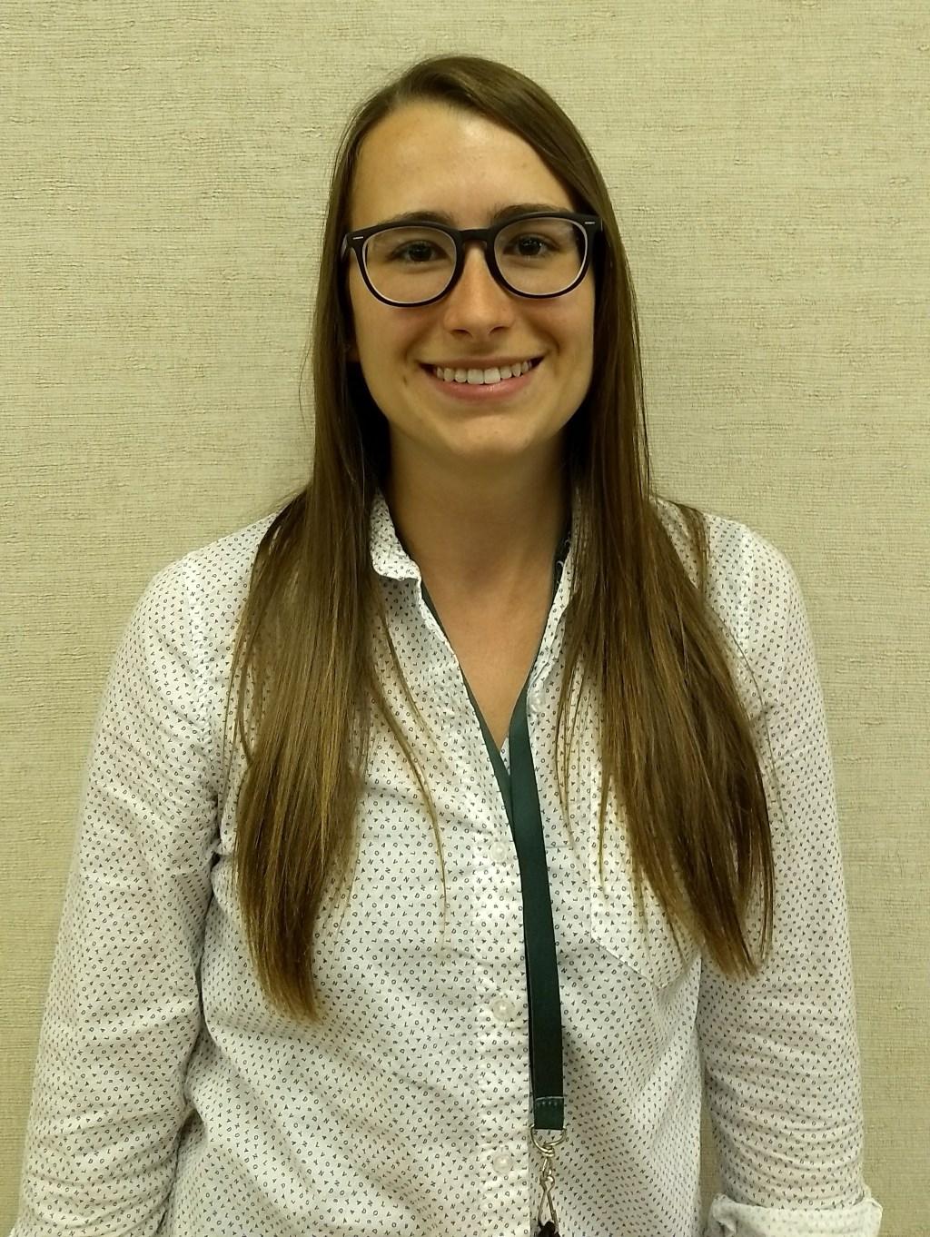 Sarah Bregant. Photo courtesy of the Northwest Side Community Development Corporation.
