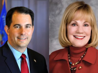 Op Ed: Walker, Darling Flip Flop on Vouchers