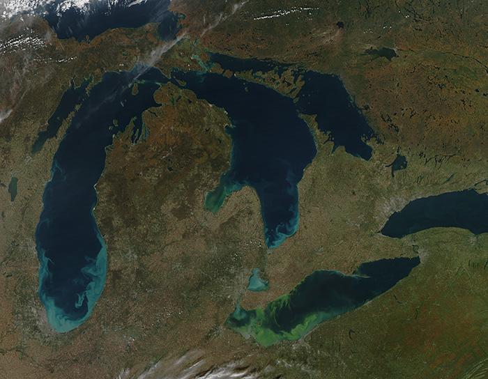 Senate Interior Bill Maintains Great Lakes Funding
