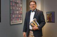 Tim McMahon. Photo courtesy of Marquette University.