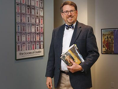 Marquette history professor honored with university's highest teaching award