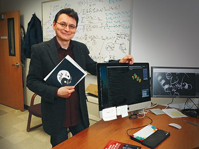 Marquette chemistry professor receives Way Klingler Sabbatical Award
