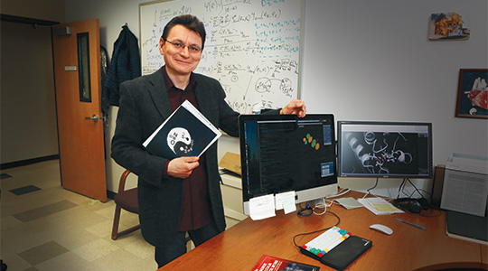 Marquette chemistry professor receives Way Klingler Sabbatical Award
