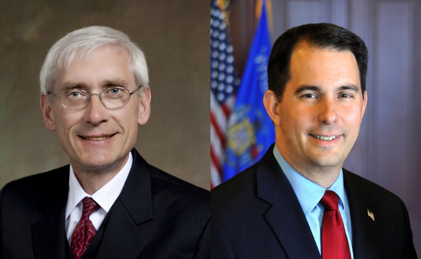 Desperate Scott Walker Campaign Criticizes Tony Evers for Supporting a Bigger Tax Break and Better Plan for Student Loan Borrowers